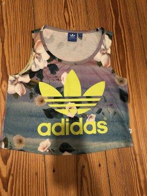 Adidas Débardeur de sport multicolore