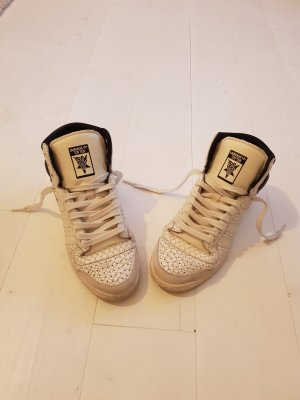 Adidas Top Ten Hi Sleek weiß Gr. 39 1/3