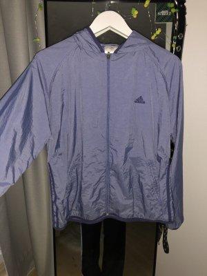 Adidas Chaqueta deportiva púrpura
