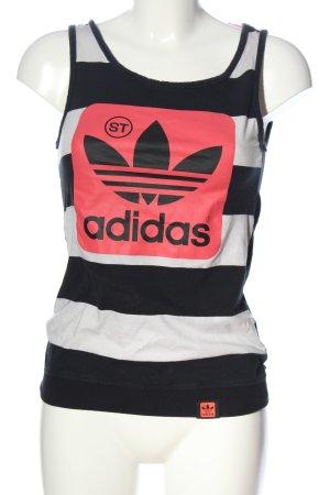 Adidas Trägertop Allover-Druck Casual-Look