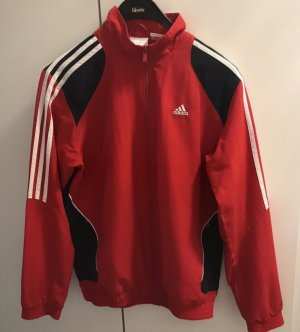 Adidas Short Jacket red