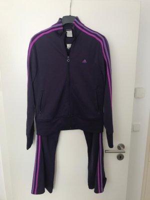 Adidas Tenue pour la maison violet foncé
