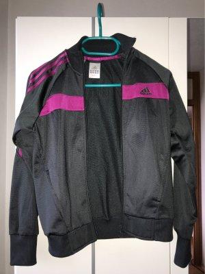 Adidas Sportjack antraciet-violet