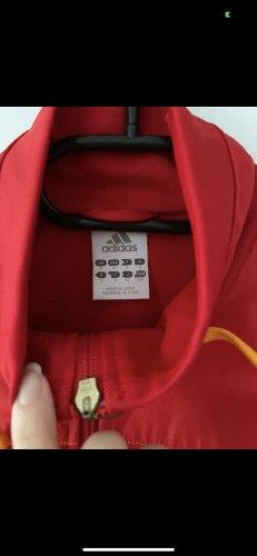 Adidas Kurtka dresowa czerwony-żółty