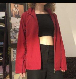 Adidas Sports Jacket dark red
