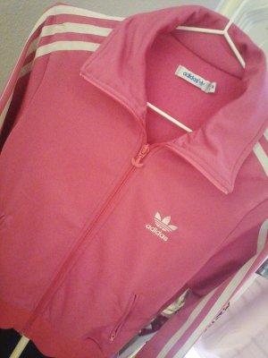 Adidas Kurtka sportowa biały-różowy
