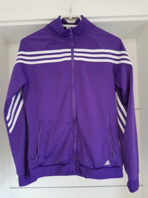 Adidas Trainingsjacke Gr.38 lila