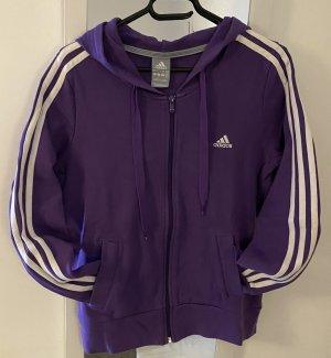 Adidas Veste de sport violet foncé-bleu violet