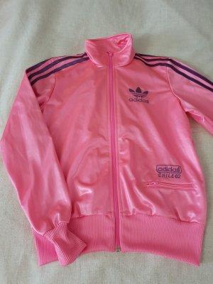 Adidas Giacca sport rosa-lilla