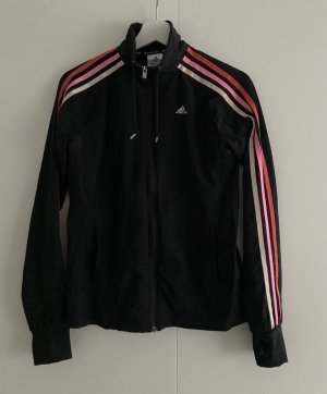 Adidas Trainingsjacke / Stoffjacke / Jacke / Sportjacke climacool schwarz XS /34