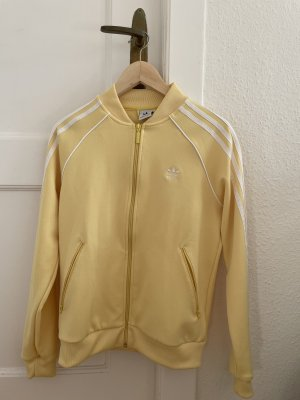 Adidas Sports Jacket primrose-white