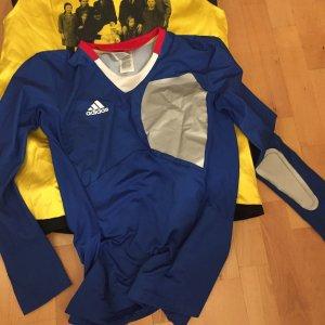 Adidas Trainingsshirt 46 bunt Reflektoren