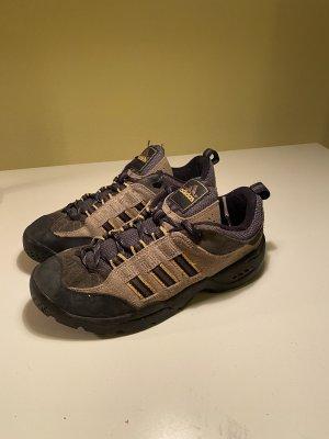 Adidas Scarpa stringata nero-marrone-nero