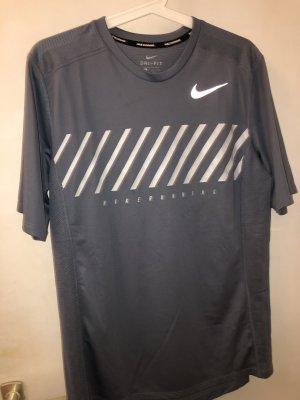 Adidas Koszulka sportowa szary-biały