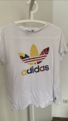 Adidas Originals Camiseta blanco