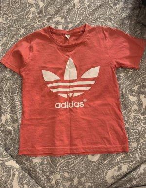 Adidas Koszulka z nadrukiem różowy