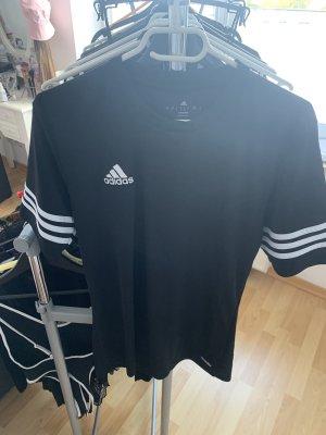 Adidas Canotta sportiva nero-bianco