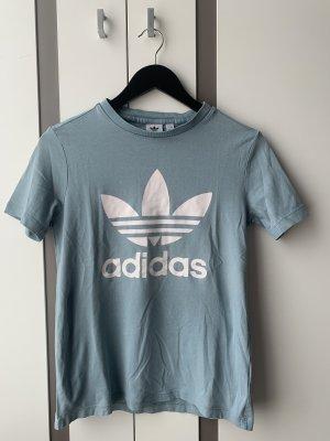 Adidas tshirt Babyblau