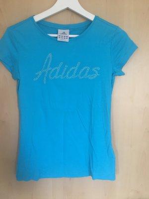 Adidas Tshirt Blau