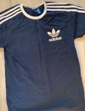 Adidas Tshirt Dunkelblau