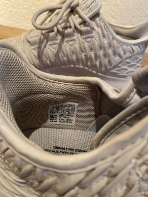 Adidas Zapatillas con tacón beige claro