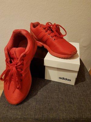 Adidas Turnschuh rot