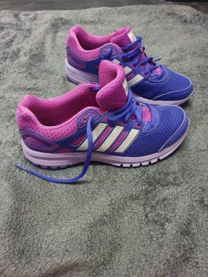 Adidas Basket à lacet lilas-violet
