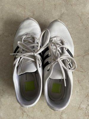 Adidas Turnschuhe weiß Gr. 38,5