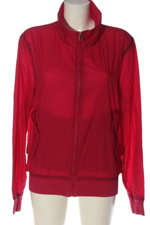 Adidas Kurtka przejściowa czerwony W stylu casual