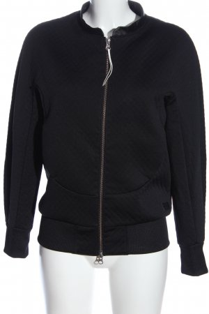 Adidas Übergangsjacke schwarz Casual-Look