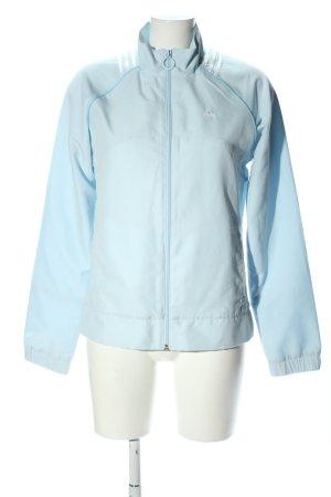 Adidas Übergangsjacke blau Casual-Look