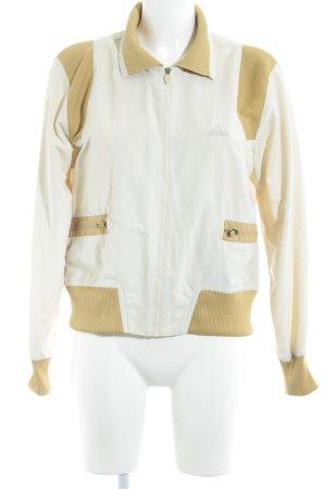 Adidas Übergangsjacke creme-camel Casual-Look