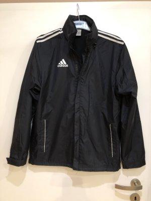 Adidas Kurtka przejściowa czarny-biały Poliester
