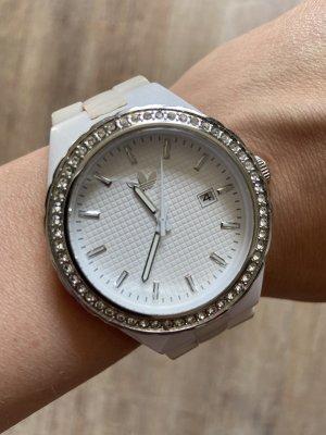 Adidas Uhr weiß