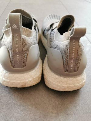 Adidas by Stella McCartney Zapatillas con hook-and-loop fastener gris claro
