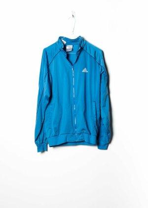 Adidas Unisex Trainingsjacke in Blau