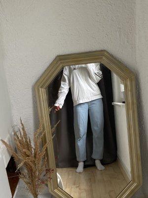 Adidas Sports Jacket white-grey