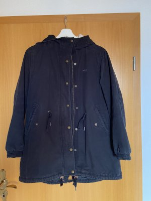 Adidas Abrigo de invierno negro