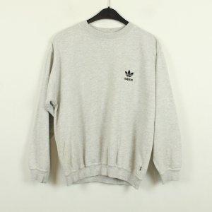 Adidas Felpa grigio chiaro-nero