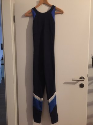 Adidas 7/8-broek donkerblauw Lycra