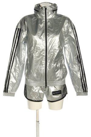 Adidas Web Twin Set silberfarben-schwarz Casual-Look