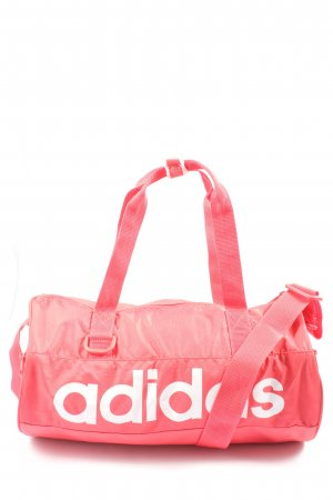 Adidas Torba sportowa różowy-biały W stylu casual