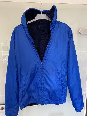 Adidas Omkeerbaar jack blauw
