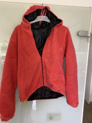 Adidas Omkeerbaar jack zwart-rood