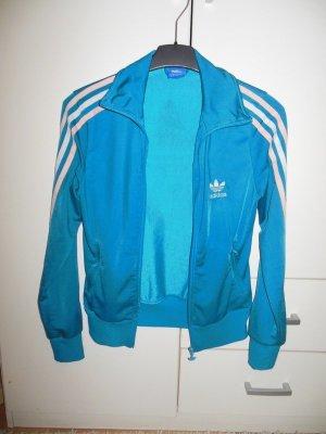 Adidas-Weste, blau