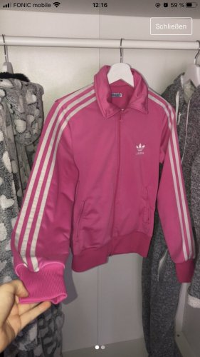 Adidas Sports Vests pink-white