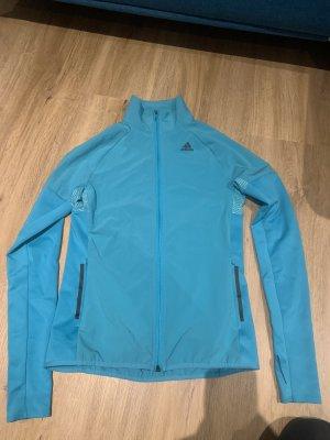 Adidas Wind Jacke Sport in S türkis climacool