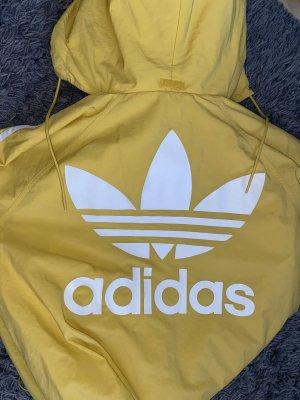 Adidas Impermeabile giallo