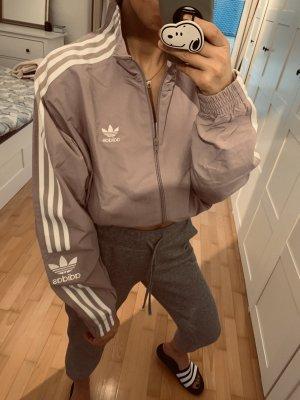 Adidas Originals Cortaviento blanco-lila