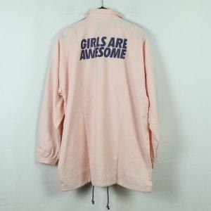 Adidas Originals Giacca taglie forti rosa-viola scuro Poliestere